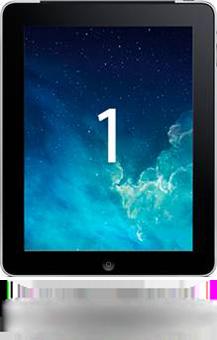 serwis iPad 1