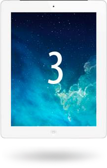 serwis iPad 3