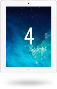 serwis iPad 4