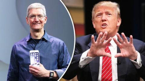 Eksperci uważają, że przy prezydenturze Donalda Trumpa cena iPhone'a może wzrosnąć.