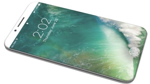 iPhone 8 otrzyma wyświetlacze 5 i 5,8 cali