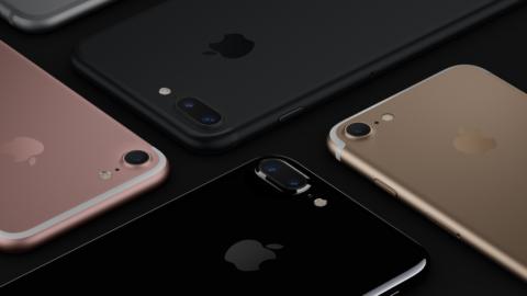 iPhone 7 nazwany najlepiej sprzedającym się smartfonem
