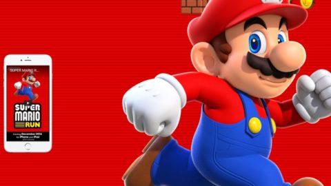 Ogłoszono oficjalną datę premiery Super Mario Run.
