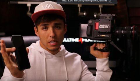 iPhone 7 Plus vs profesjonalna kamera 6K RED Weapon za ok. 200 tys. zł!