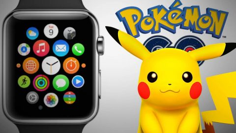 Pokemon GO dostępny w Apple Watch!