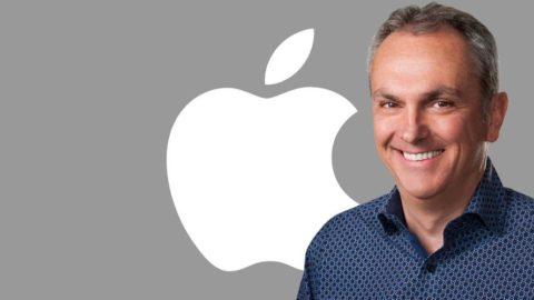 Luca Maestri z Apple'a stał się jednym z najlepiej opłacanych dyrektorów finansowych na świecie.