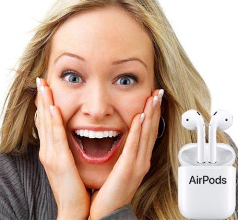 Pierwsze wrażenia: unboxing słuchawek bezprzewodowych AirPods za 800zł!