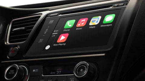 Apple opublikowało pełną listę 200 pojazdów obsługujących CarPlay.