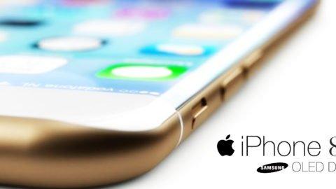 Samsung będzie wyłącznym dostawcą wyświetlaczy OLED do iPhone'a 8.