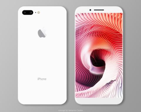 Przekątna wyświetlacza OLED w iPhonie 8 wyniesie 5,2 cala.