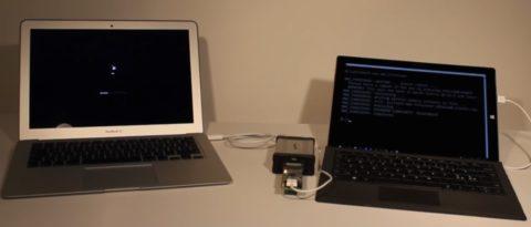 Urządzenie za $300 pozwala złamać hasło zabezpieczające komputer MacBook w kilka sekund!