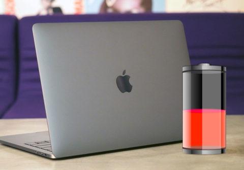 Apple usuwa opcję liczenia czasu pracy akumulatora w macOS po skargach na wydajność baterii w MacBook'u Pro.