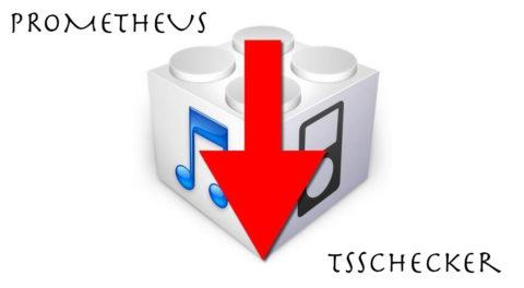 """Jak zachować plik o rozszerzeniu """".shsh2"""" w iPhonie i iPadzie za pomocą TSSchecker?"""