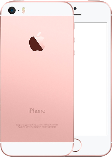 naprawa iPhone 5s Rose gold