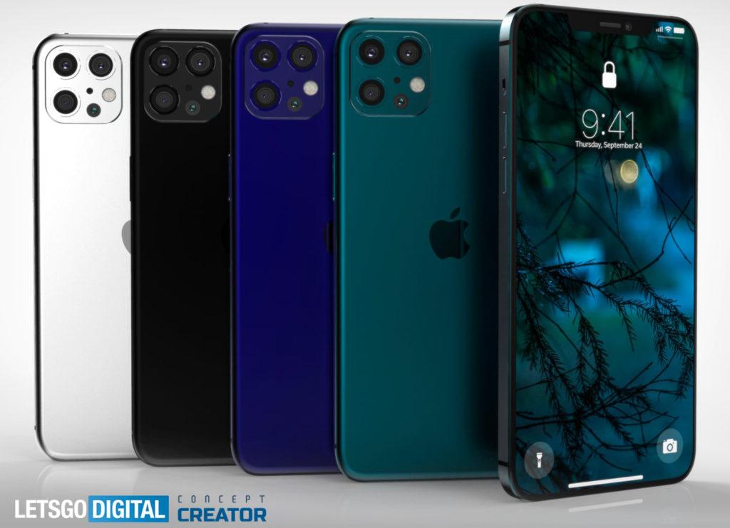 iPhone 12 rozmiary ekranu macworks
